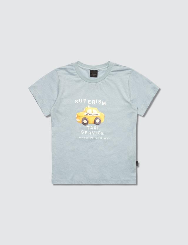 Superism Taxi Service T-Shirt