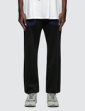 Facetasm Rib Football Track Pants Picture