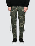 Stampd Drill Cargo Pant Picutre