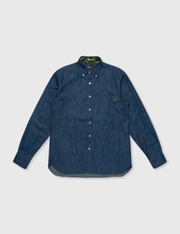 Mr. Bathing Ape Mr. Bathing Ape Denim Shirt