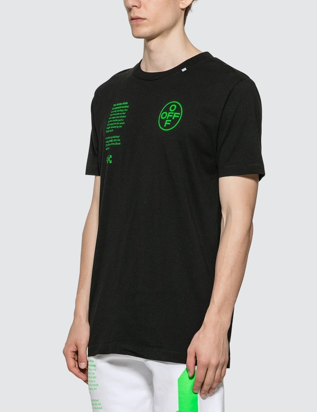 Off-White Arch Shapes Slim T-Shirt