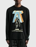 Undercover 'A' Printed Long Sleeve T-shirt Picture