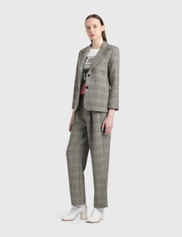 Ganni Suiting Pleated Pants