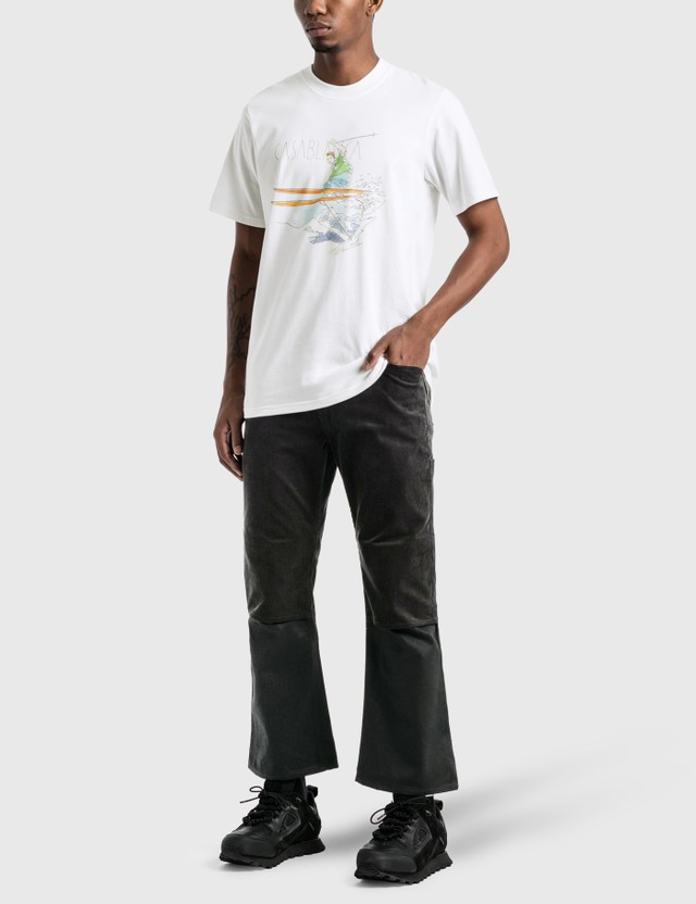 Casablanca Ski Jump T-Shirt =e28 Men