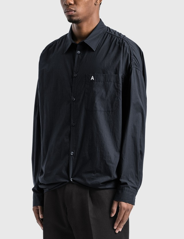 Ambush Rounded Hem Shirt