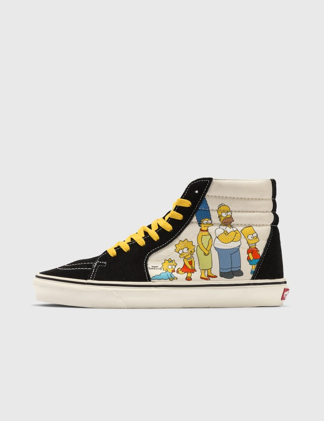 Vans The Simpsons x Vans 1987-2020 Sk8-Hi (the Simpsons) 1987-2020 Men