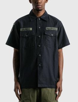 Maharishi 3rd Pattern Mod Utility Shirt