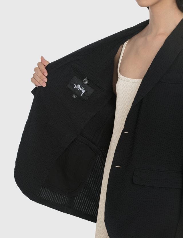 Stussy Seersucker Sport Coat