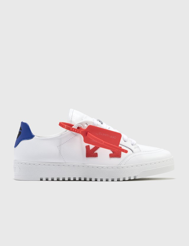 Off-White 2.0 Sneakers White Red Women