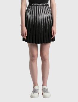 Off-White Bold Mini Skirt