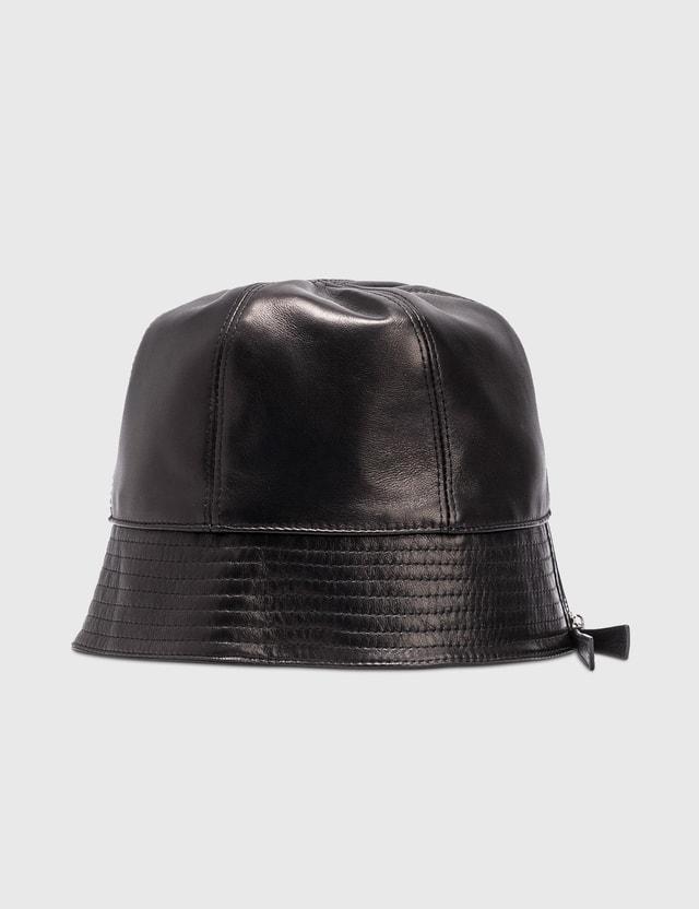 Loewe Bucket Hat Black Women