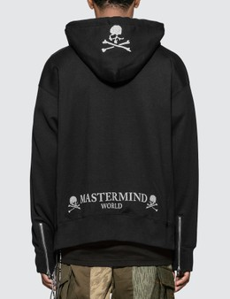 Mastermind World Glitter Logo Full Zip Hoodie
