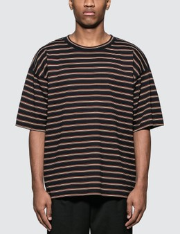 Monkey Time Stripe S/S T-Shirt