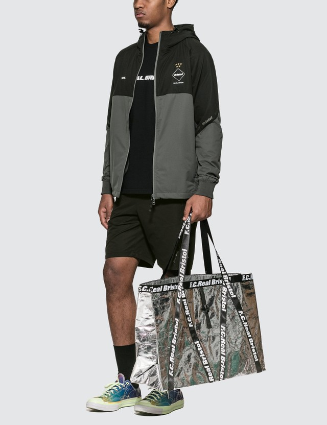 F.C. Real Bristol Ground Sheet Tote Bag