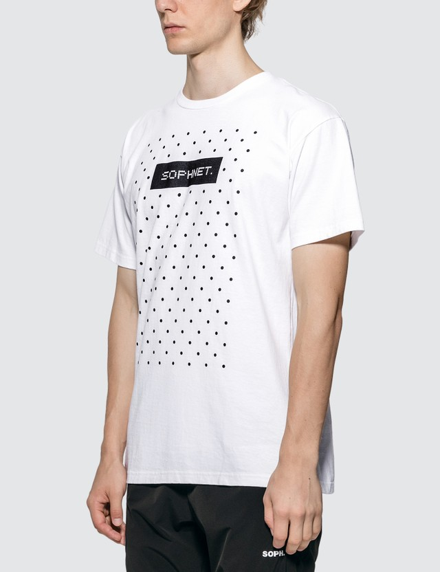 SOPHNET. Authentic Logo Dot T-shirt