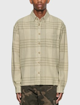 John Elliott Hemi Oversized Shirt