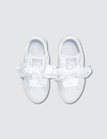 Puma Basket Heart Bling Pre-School