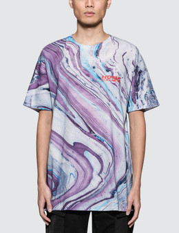 CNY HDNYC Marbled T-Shirt