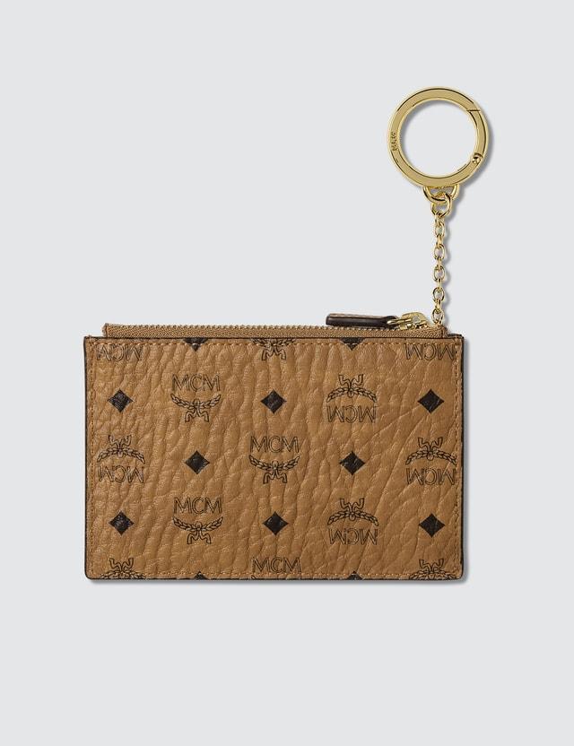 MCM Mini Key Pouch