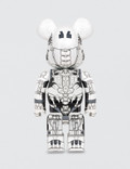 Medicom Toy 400% Bearbrick Terminator