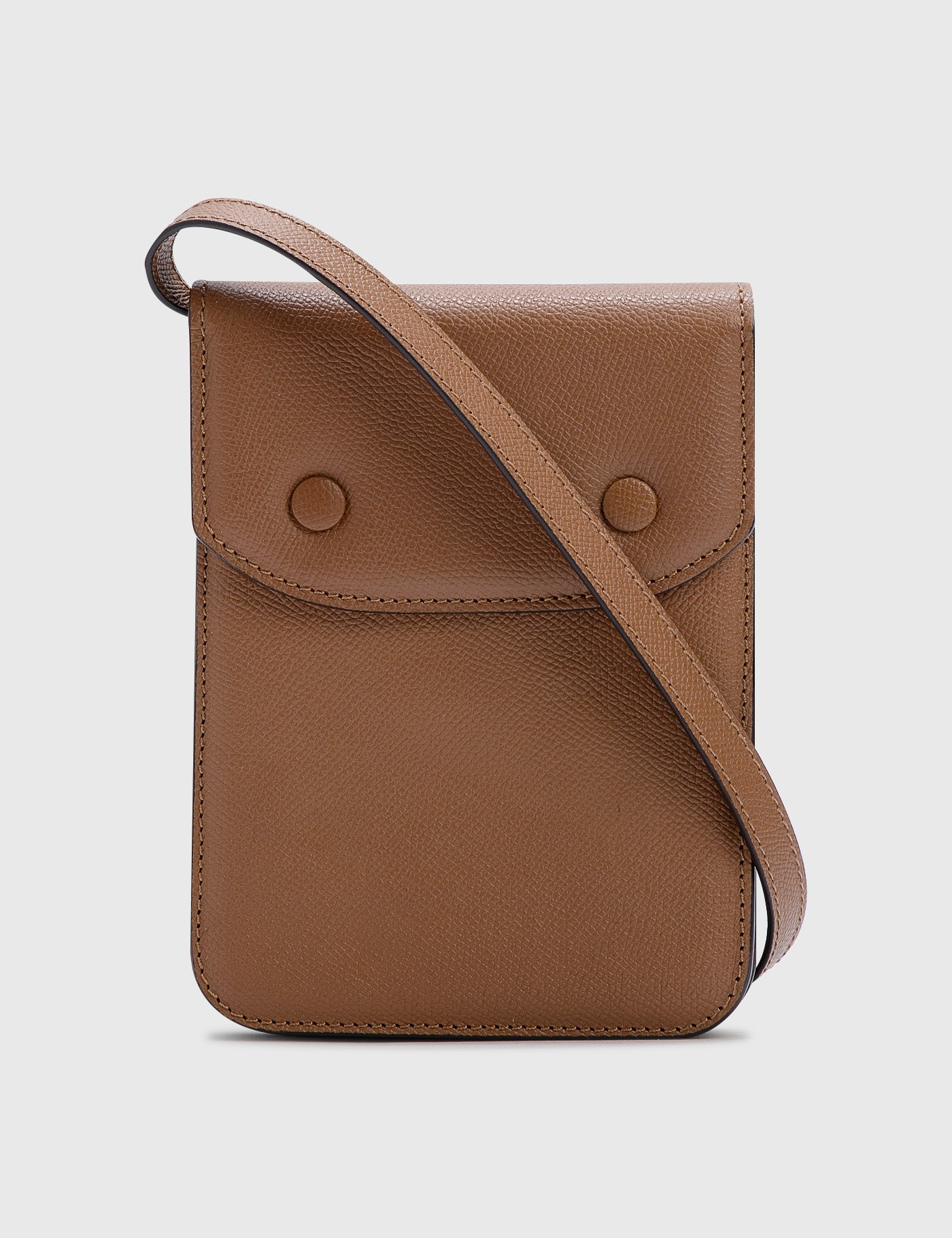 Small Leather Chest Pack