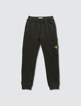 Stone Island Fleece Pants (Kids)