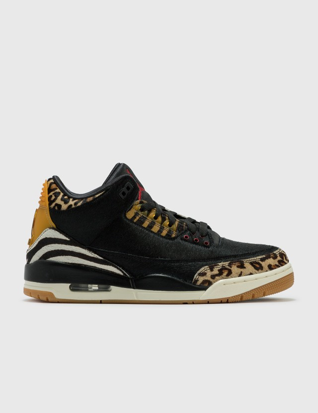 Jordan Brand Air Jordan 3 Retro Se Black Archives