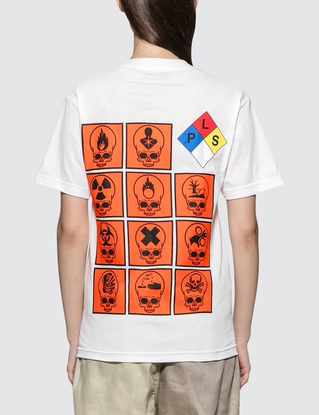 Pleasures Biohazard T-shirt