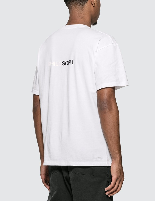 SOPHNET. Philosophy T-shirt