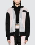 Palm Angels Color Block Track Jacket Picture