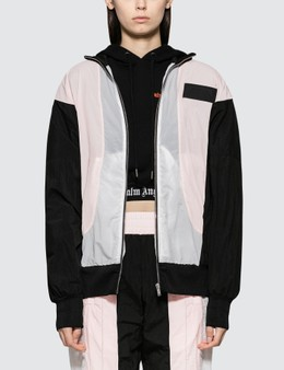 Palm Angels Color Block Track Jacket