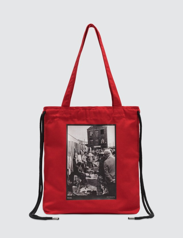 GEO Canvas Tote Bag