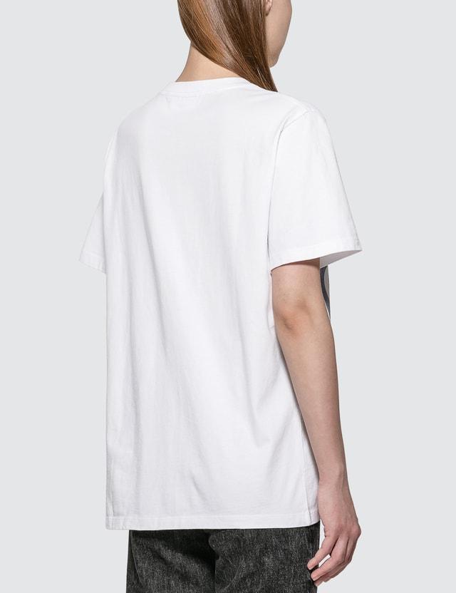 Ganni Patch Printed T-shirt