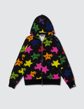 BAPE Star All Zip Up Hoodie Picture