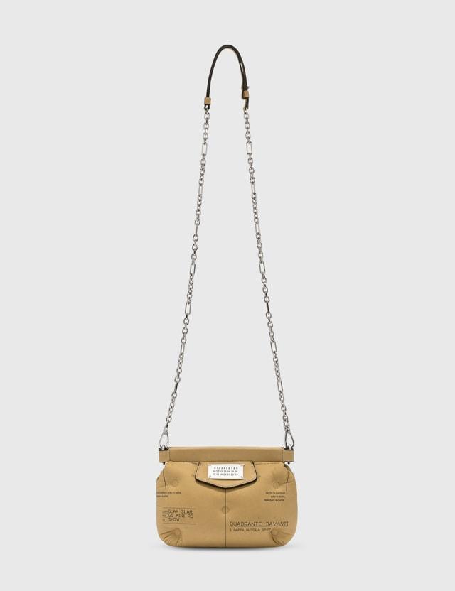 Maison Margiela Glam Slam Mini Red Carpet Bag Taffy Women