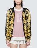 Versace Silk Medusa Barroco Zip Hoodie Picture