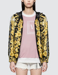Versace Silk Medusa Barroco Zip Hoodie Picutre