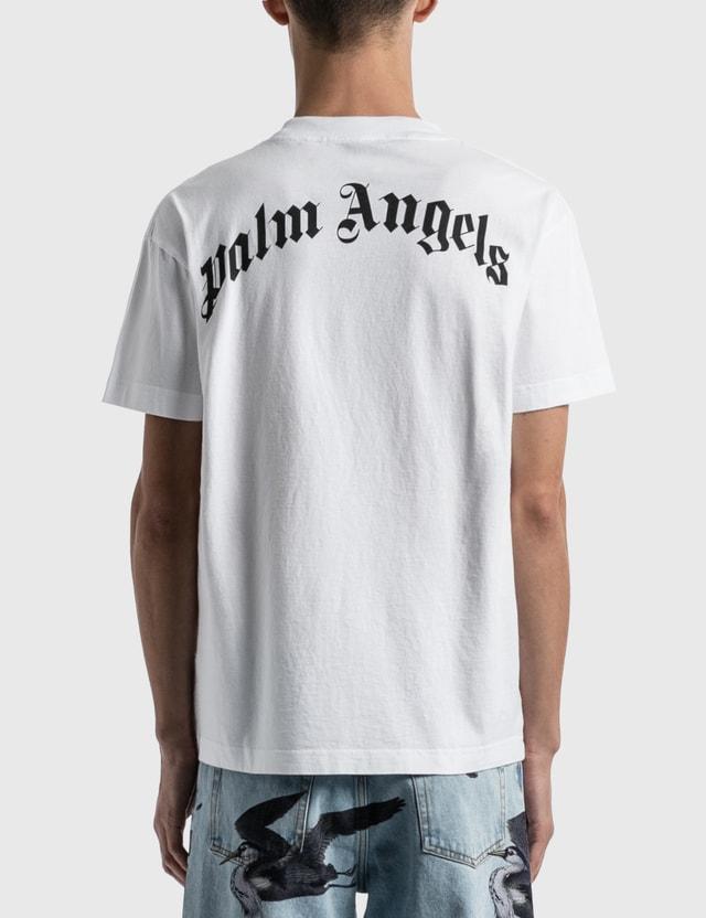Palm Angels Palm Angels Bear T-shirt White Men