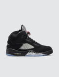 "Jordan Brand Air Jordan 5 Retro 2016 ""Black Metallic"" Picture"
