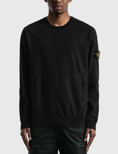 스톤 아일랜드 Stone Island Sweatshirt With Pocket