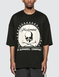Mastermind World Oversized Movie T-shirt Picture