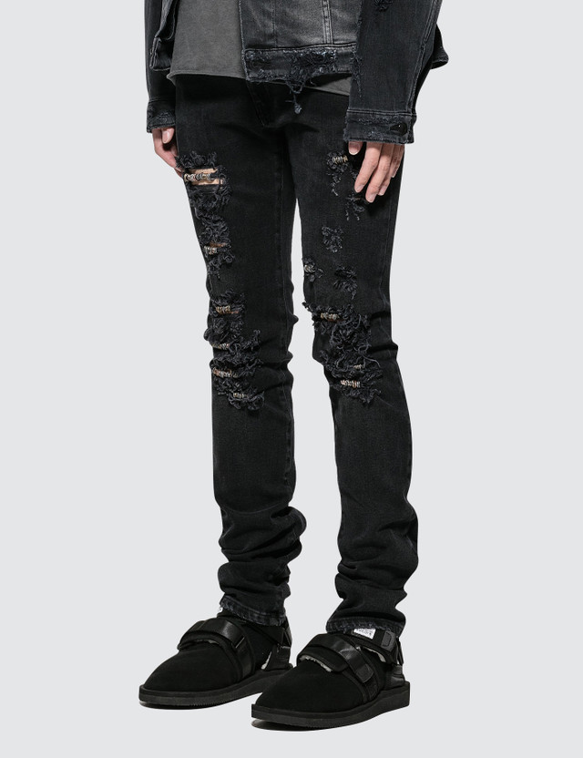 Alchemist Hoss Fully Loaded with Rings Jeans
