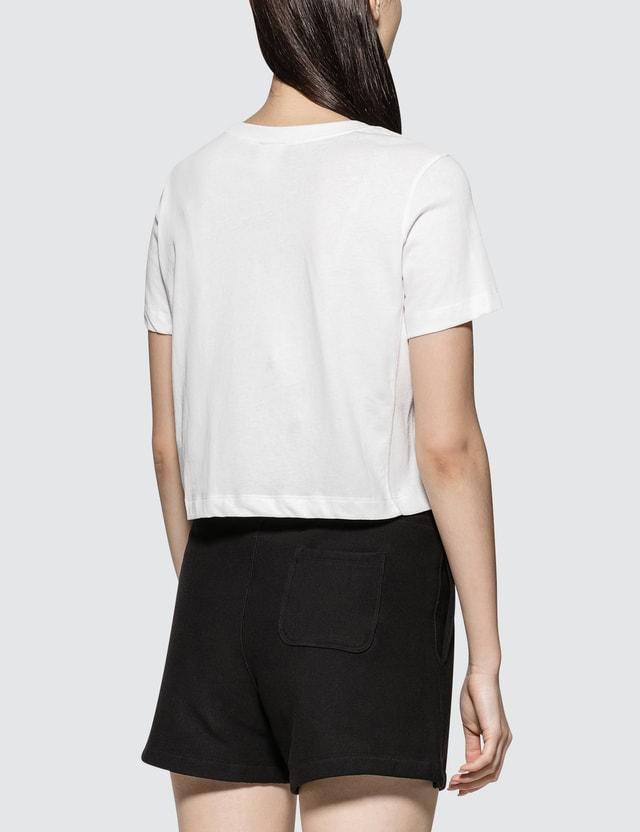 Champion Reverse Weave Cropped Crewneck T-shirt