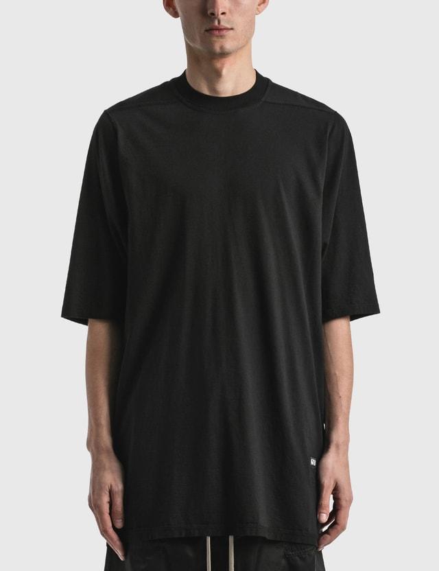 Rick Owens Drkshdw Jumbo T-shirt Black Men