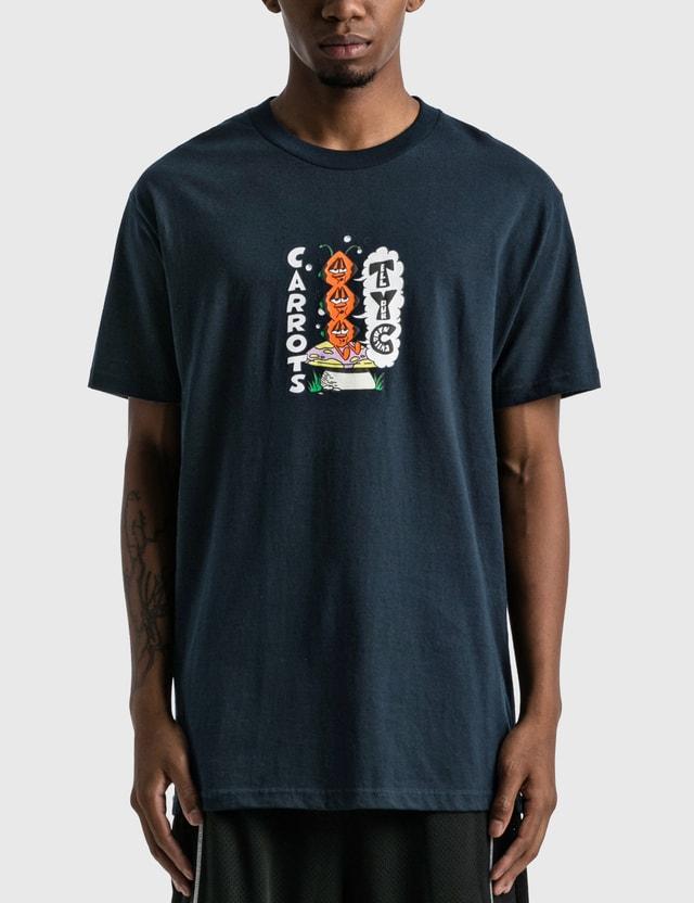 Carrots Trippy Pillar T-shirt