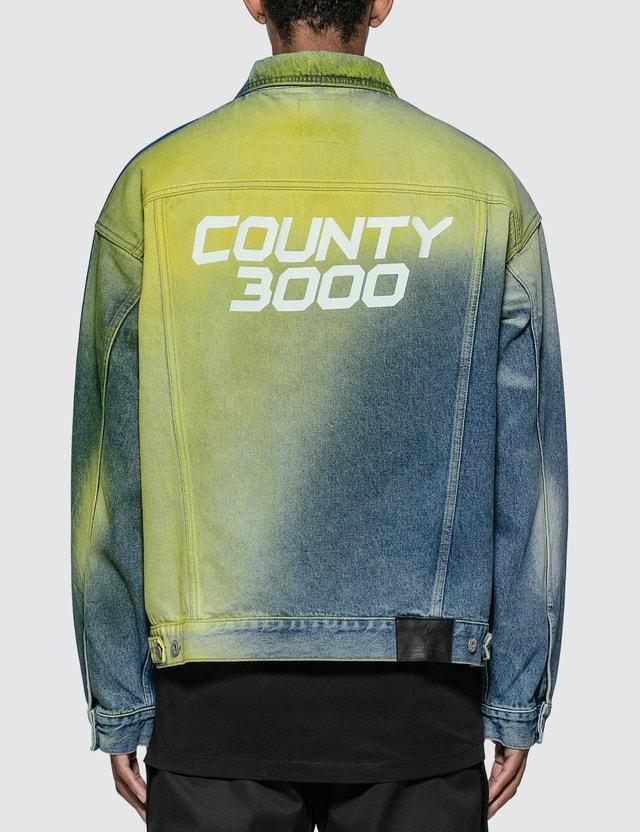 Marcelo Burlon Spray Jacket =e45 Men