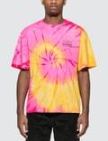 Misbhv Xtasea Spiral Tie Dye T-Shirt Picutre