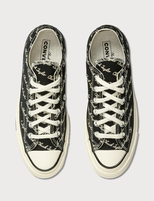 Converse Chuck 70 Black/egret/egret Women