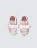 Puma Suede Heart Valentine Infants