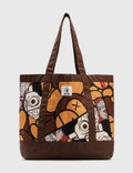 KAWS Milo X KAWS Patch Tote Bag Picutre